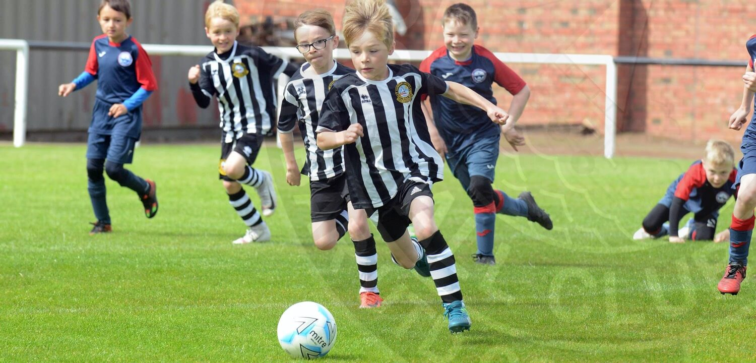 Dunbar United Colts F.C. - East Lothian Youth Football