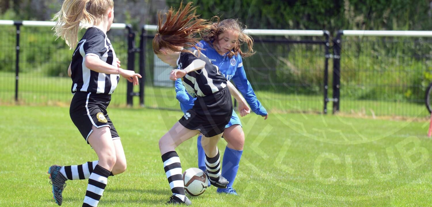 Dunbar United Colts F.C. - East Lothian Youth Football for Girls