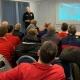 Dunbar Colts coach in service event 2020