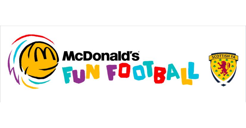 McDonalds Fun Football